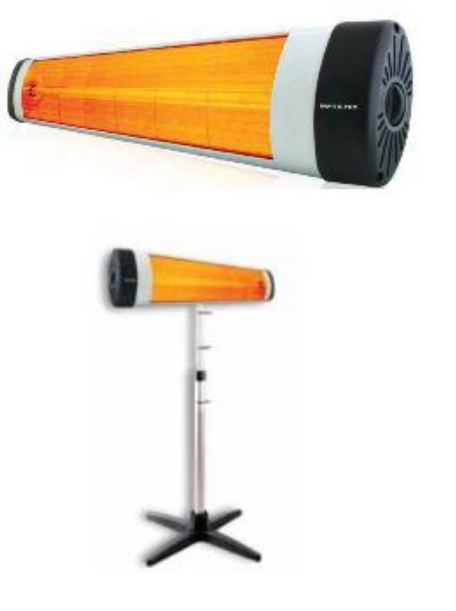 Инфракрасные обогреватели представляют собой альтернативный источник тепла, работа которого основана на принципах...